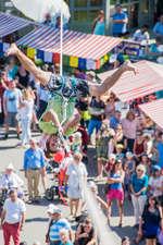 Zwei Tage lang feiern: Das Wagi-Dörflifest bietet für alle etwas.