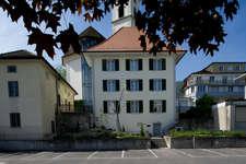 Aussenaufnahme Kultur-Historisches Museum Grenchen