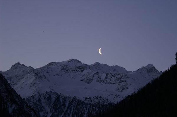 Nachtskifahren Skilift Tect