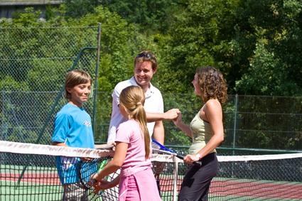 Tournoi de clôture du Tennis