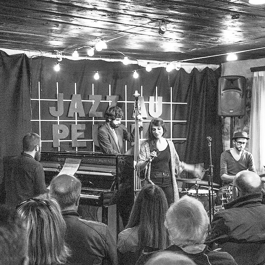 Pauline Ganty Quartett