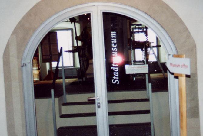 Dauerausstellung im Stadtmuseum Wil