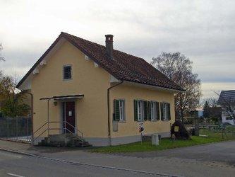 Altes Schulhaus in Baltenswil - 1