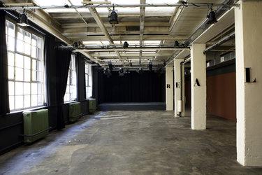 Aktionshalle Stanzerei in Baden - 1