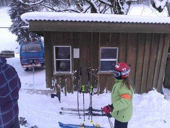 Skilifthüttli im Täli