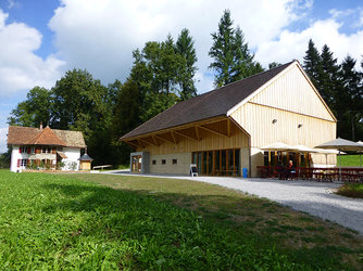 Das Ziegelei-Museum im Grünen