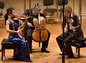 Kammermusik Wettbewerb Orion Streichtrio