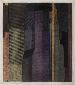 Pravoslav Sovak, Walls VII - UN Plaza, 1991, © Künstler